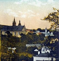1918 - Horni sbor